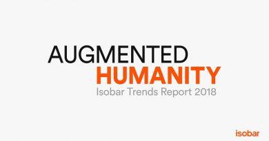 """Isobar предвижда 2018-та да бъде годината на """"Augmented Humanity"""" (Разширената човешка реалност)"""