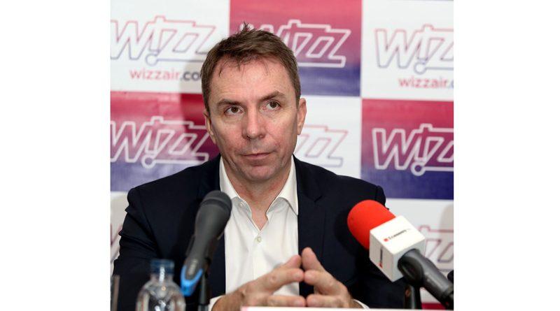 Wizz Air с рекорден годишен ръст от 47% на пътниците от и до България през 2017