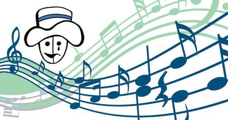 """Театрално-музикално представление """"Музиката под една шапка"""""""