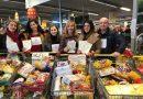 """Манолова събра половин тон храна за кампанията """"Великден за всеки"""""""