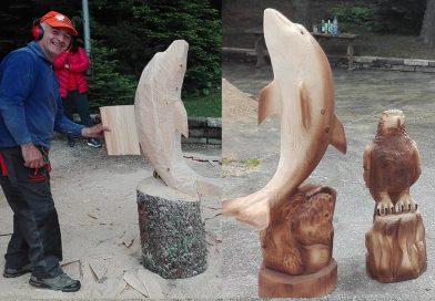 """С арт галерия на открито се сдоби Боровец във ваканционно селище """"Ягода"""""""