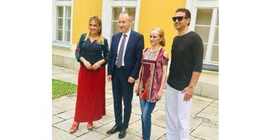 """Изследователският екип """"Руните говорят"""" гостува на Международния фестивал в Пловдив"""