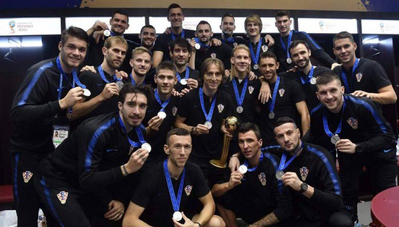 Хърватските футболисти с изумителен жест, дариха 23 милиона евро