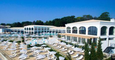 """Курортът """"Св.Св. Константин и Елена"""" става европейски център за здраве и красота  Термалният комплекс """"Аквахаус"""" с номинация от Морските Оскари"""