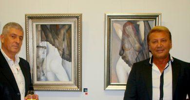 Изтънчена еротика в галерията на Ники Младжов