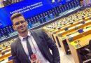 Актьорски триумф за Ивел Йорданов в Европейския парламент
