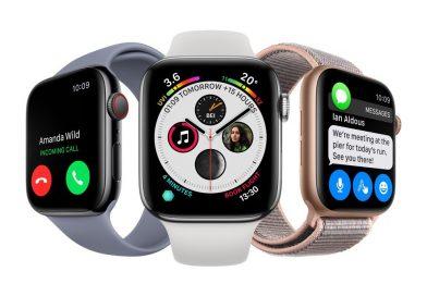Теленор започва да приема предварителни поръчки на Apple Watch Series 4