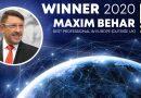PRWeek обяви Максим Бехар за най-добър PR професионалист в Европа