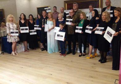 Легенди на българската музика пяха за 15-ия рожден ден на ВИП Комюникейшън