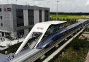 Китай построи най-бързия влак в света – ще се движи с 600 км/ч